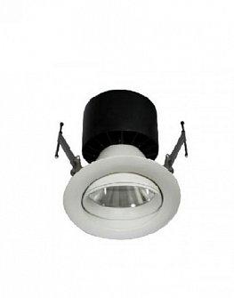 LED downlight VEWI 1060 (white, silver, black) 42W