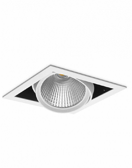 LED TRACK LIGHT VEWI 1120 (WHITE, SILVER, BLACK OR FOR AN EXTRA CHARGE ANY RAL SHADE) 45W