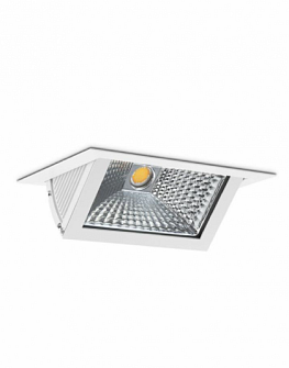 LED TRACK LIGHT VEWI 1110 (WHITE, SILVER, BLACK OR FOR AN EXTRA CHARGE ANY RAL SHADE) 42W