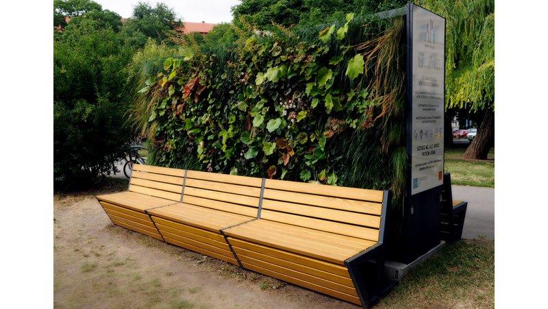 Smart bench 2
